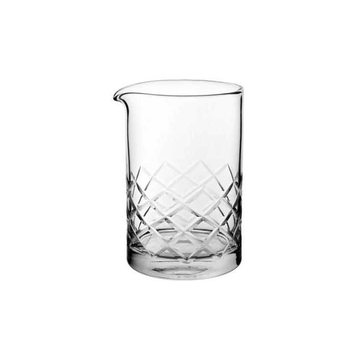 Mixing glass Empire in vetro cl 65