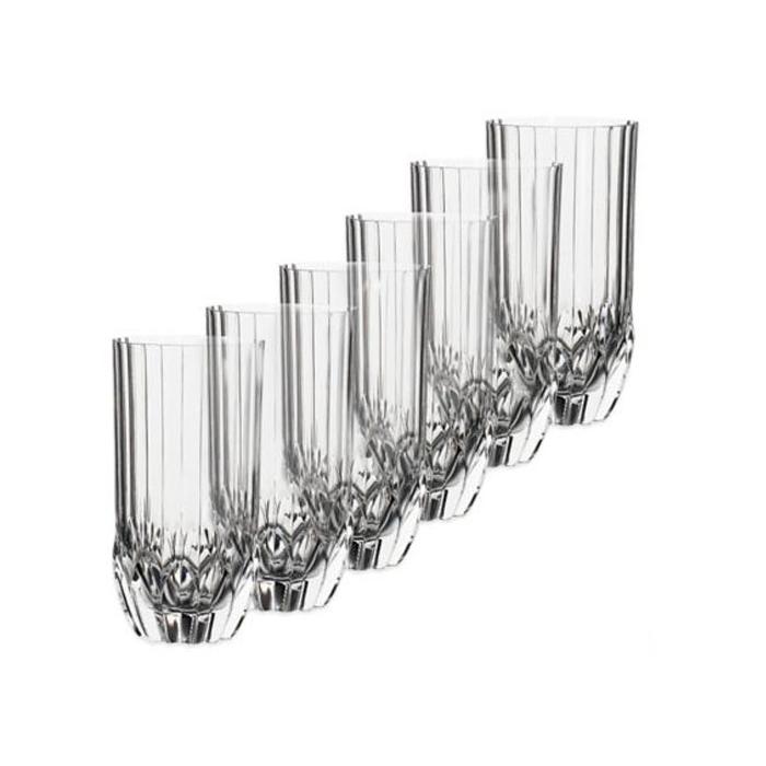 Bicchiere Adagio in vetro cl 40