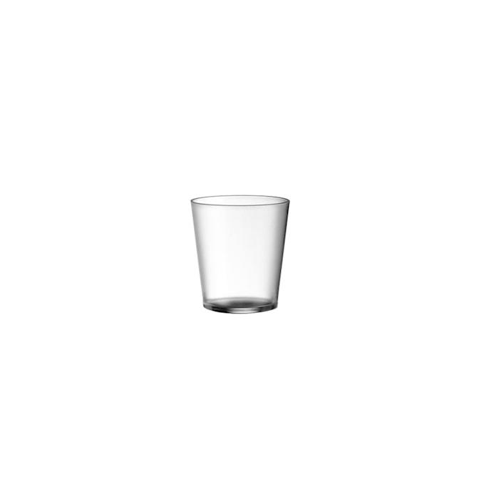 Bicchiere tumbler Nipco in nas satinato cl 42