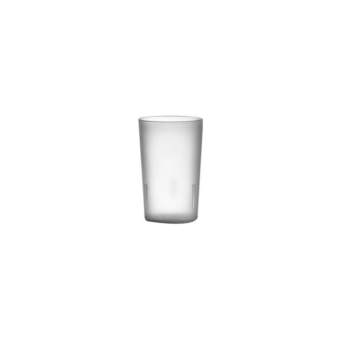 Bicchiere tumbler Nipco in nas satinato cl 50
