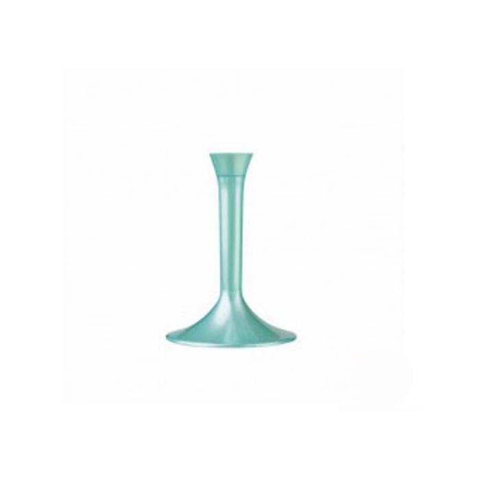 Base bicchieri Gold Plast colore verde perlé cm 9,3