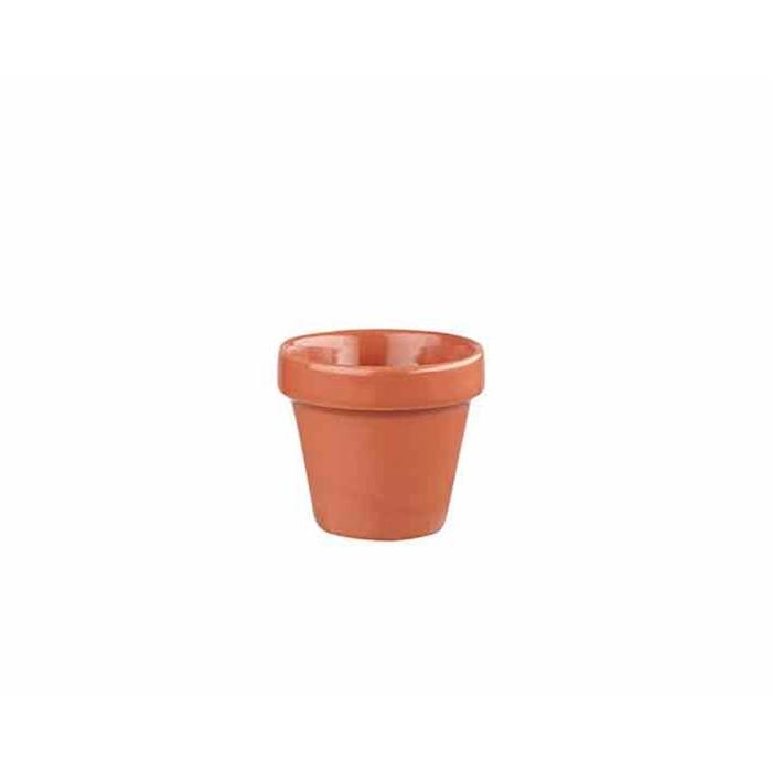Vasetto Paprika Churchill in ceramica vetrificata cl 5,7