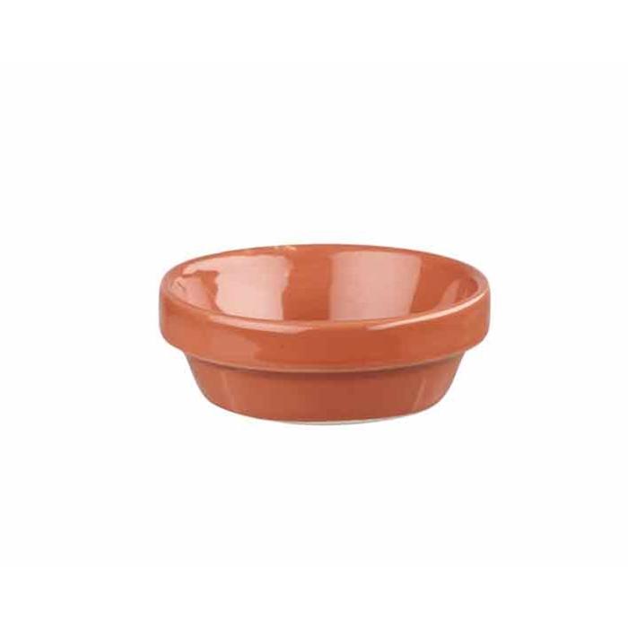 Coppetta Paprika Churchill in ceramica vetrificata cl 14
