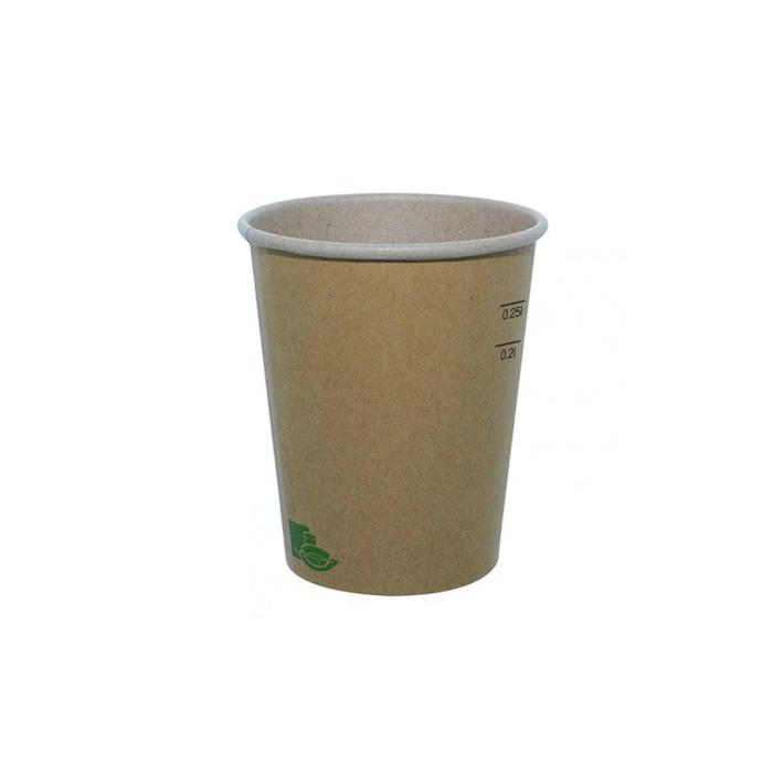 Bicchiere cappuccio Zen in carta cl 35