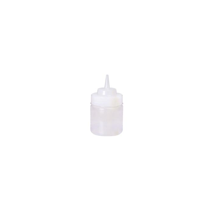 Squeezer in plastica trasparente cl 23,6