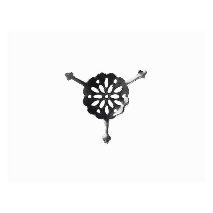 Cucchiaio assenzio Gothic Rose in acciaio inox
