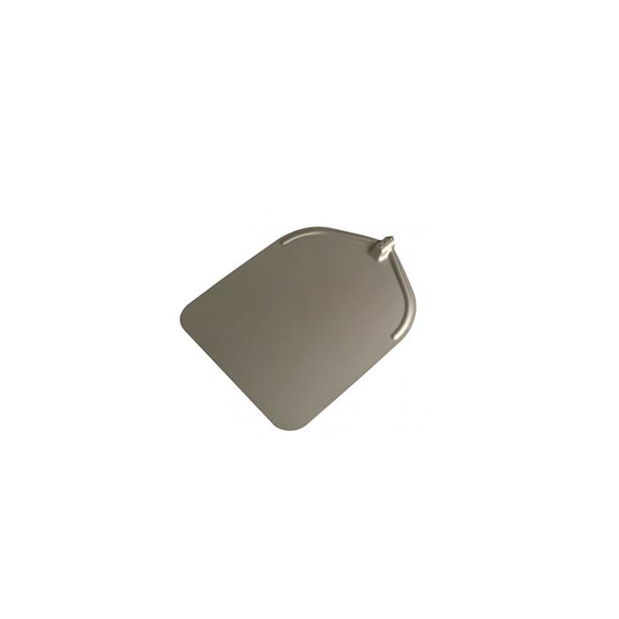 Pala per pizza rettangolare liscia in alluminio 32 cm Stil Casa