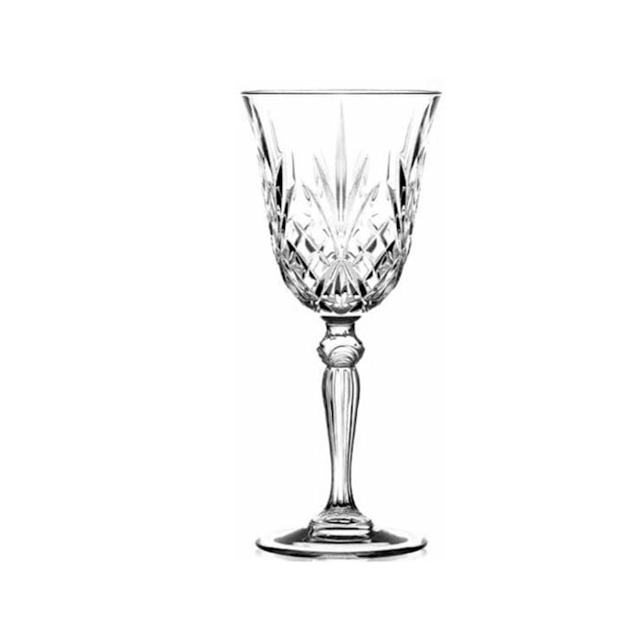 Calice vino Melodia RCR  in vetro cl 21