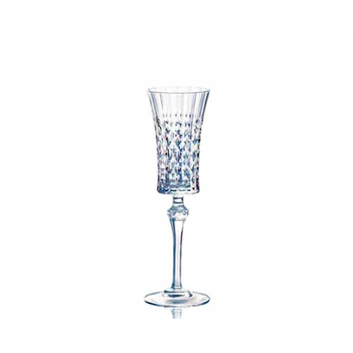 Flute Lady Diamond In Vetro Trasparente Cl 15