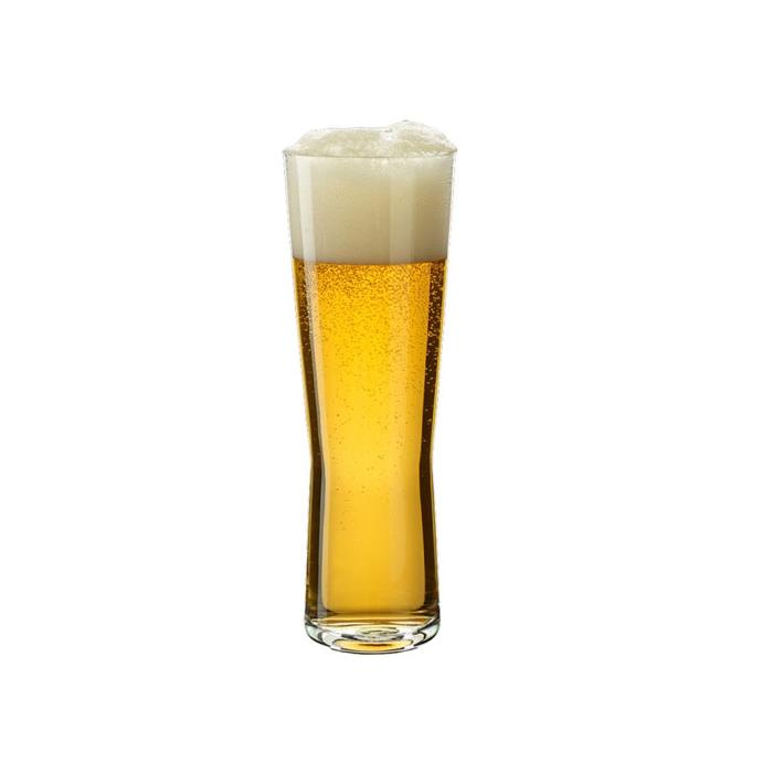 Bicchiere birra Old Town Rocco Bormioli in vetro cl 42