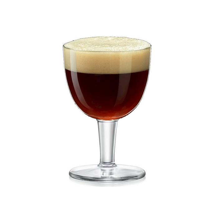 Calice birra Abbey Rocco Bormioli in vetro cl 42