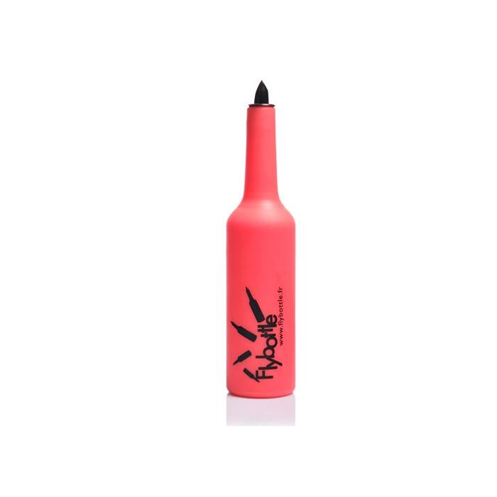 Flair bottle Fly in pvc rosa cm 30