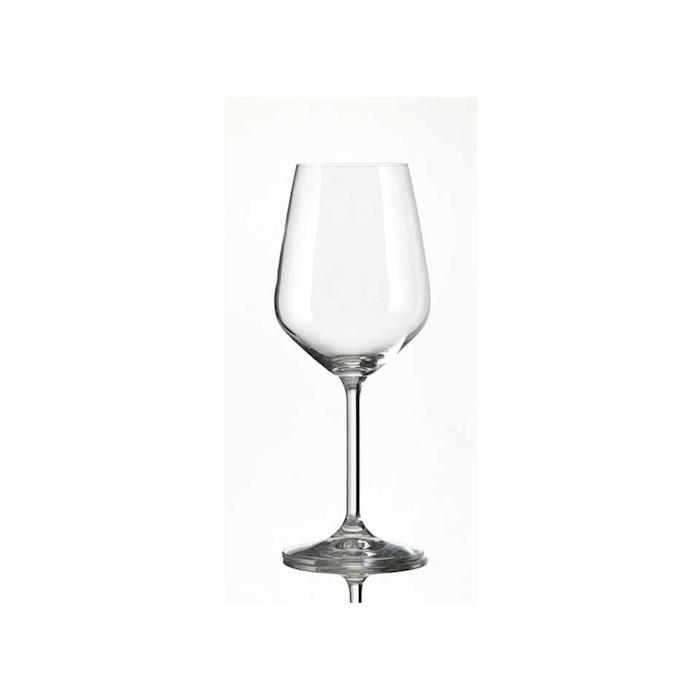 Calice vino Paris in vetro cl 35
