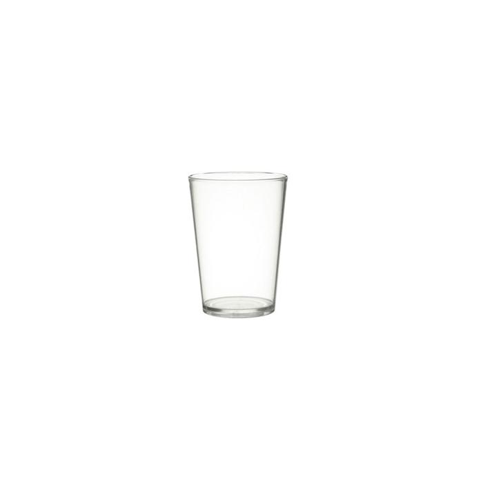 Bicchiere Akua in policarbonato trasparente cl 25
