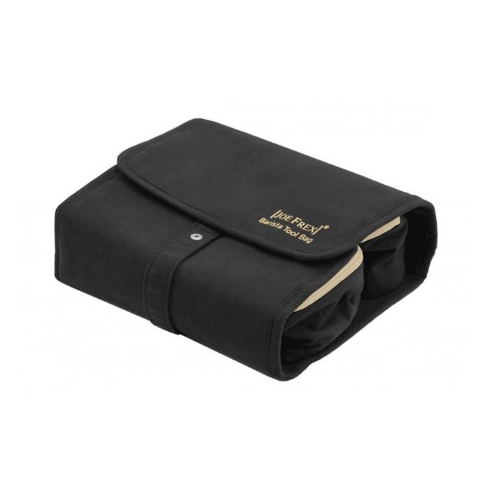 Borsa barista tool bag in tessuto nero
