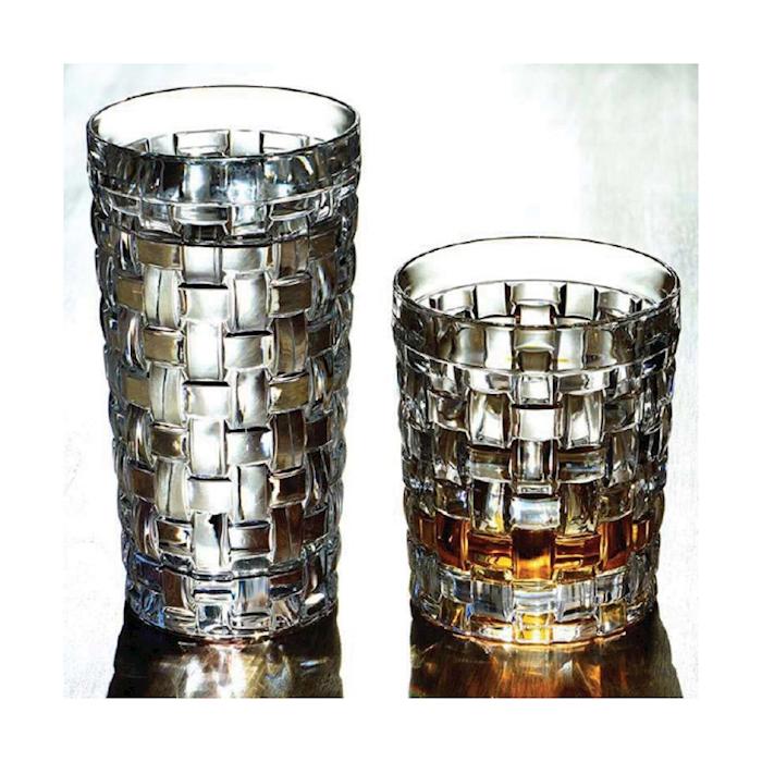 Bicchiere dof Bossa Nova in vetro cl 33
