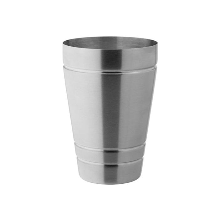 Bicchiere tumbler in acciaio inox cl 49