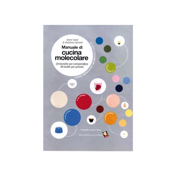 Manuale di cucina molecolare