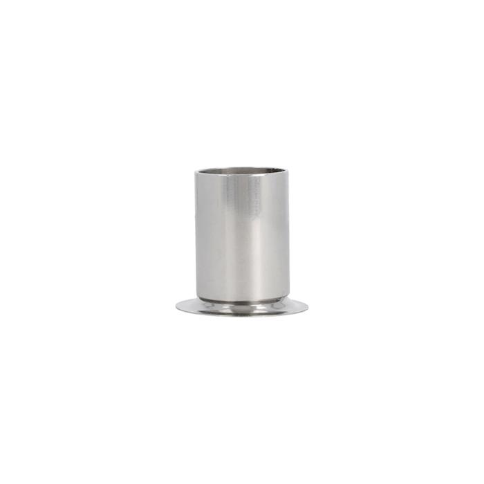 Porta stuzzicadenti in acciaio inox cm 3x5