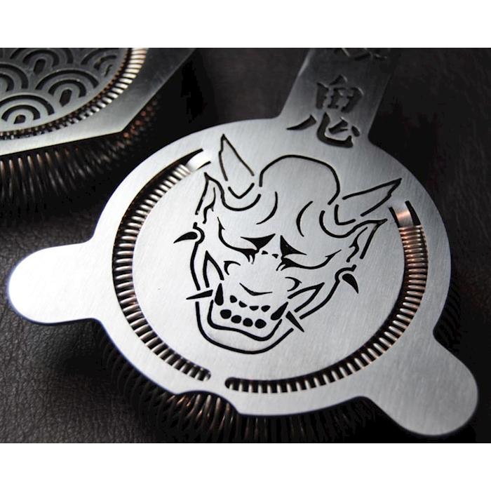 Strainer Demonio Japan Series in acciaio inox cm 10