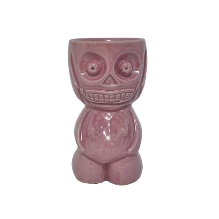 Tiki Mug Hakah-PI in ceramica lilla cl 40