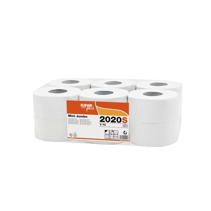 Carta igienica Mini Jumbo Save in tissue 2 veli