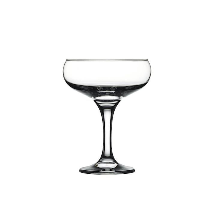 Coppa champagne Bistro in vetro cl 27