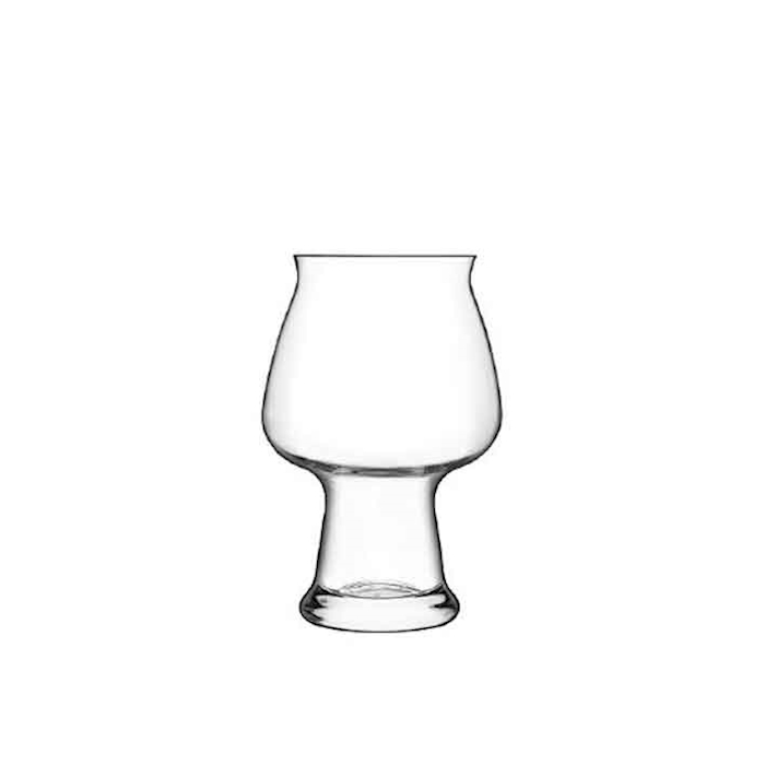 Calice Birrateque Cider Luigi Bormioli in vetro cl 50