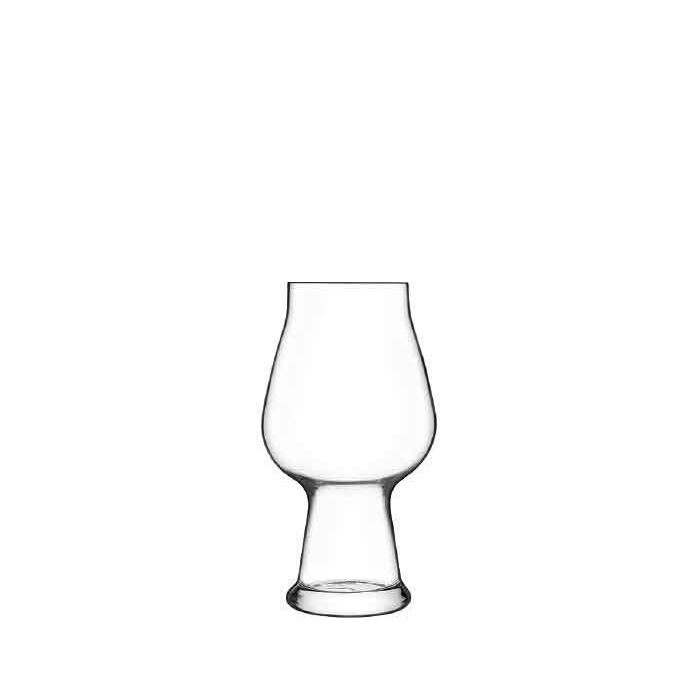 Calice Birrateque Stout Luigi Bormioli in vetro cl 60