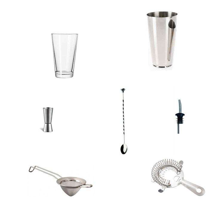Set barman XXL