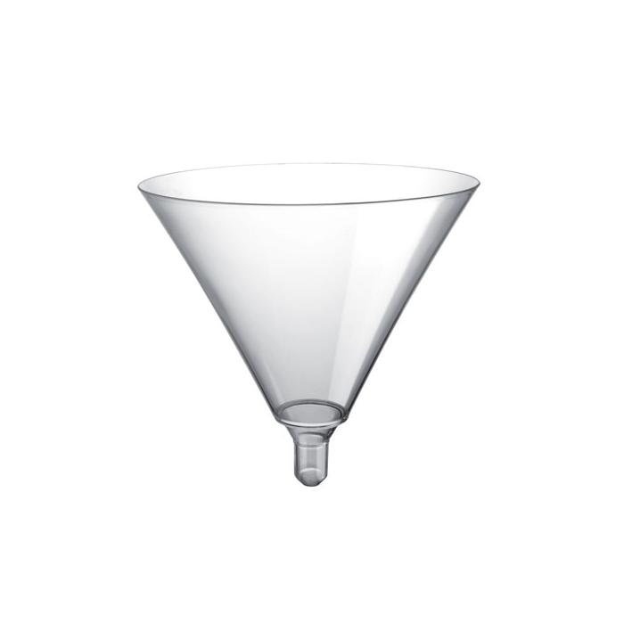 Coppa aperitivo Gold Plast trasparente cl 18,5