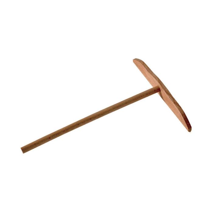Spatola per crepes e raclette in legno cm 24