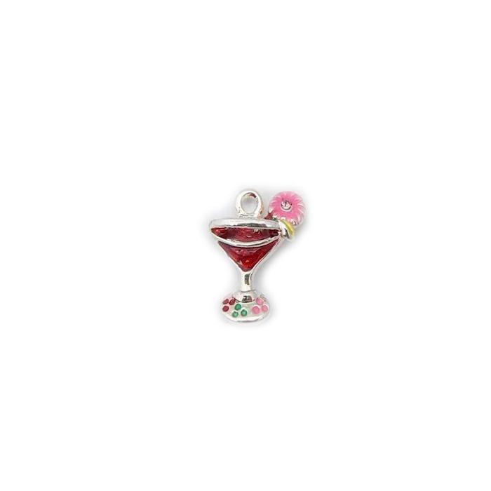 Set 3 calici gioiello piccolo fiore