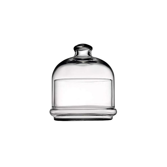 Base con cupola Basic in vetro cm 11x13,5