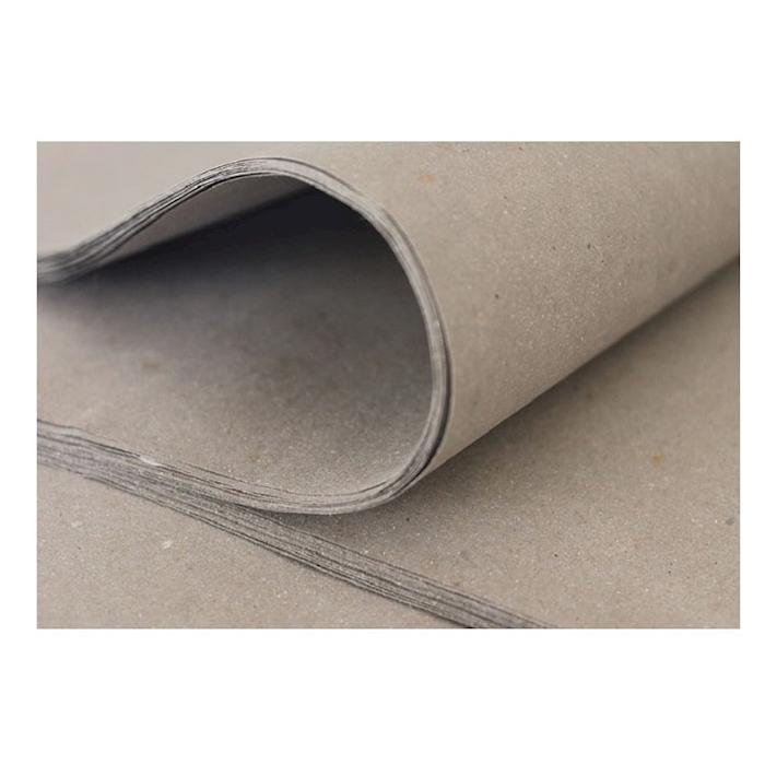 Tovagliette carta paglia 30x40cm grigia