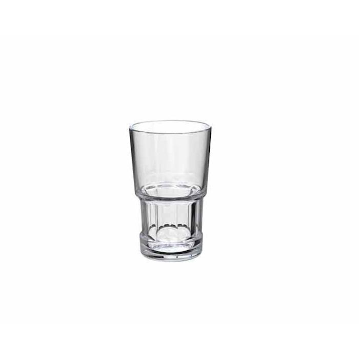 Bicchiere Tribeka in vetro cl 45
