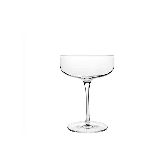 Coppa Champagne Sublime Luigi Bormioli in vetro cl 30
