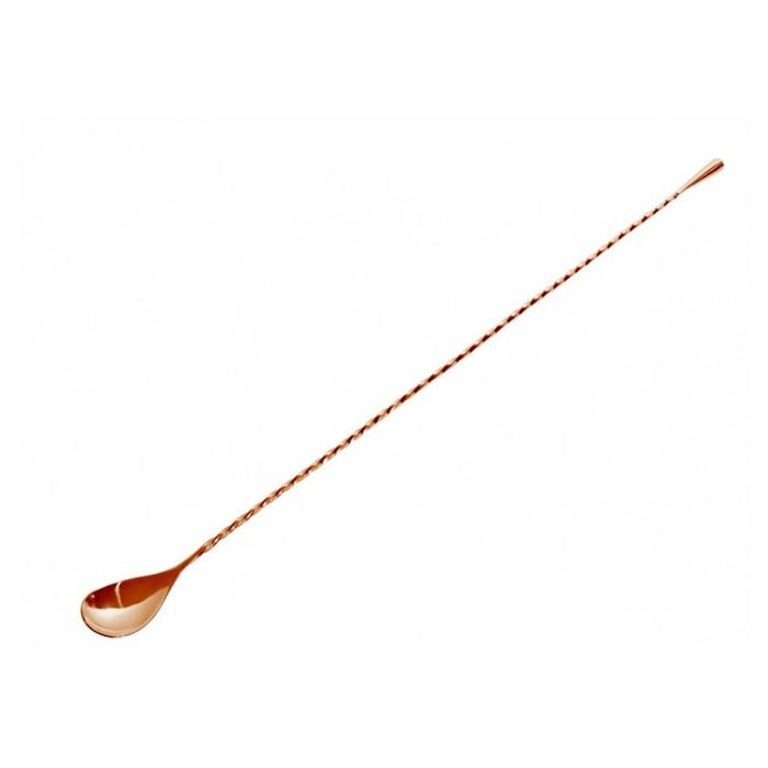 Bar spoon Corradini in rame cm 45