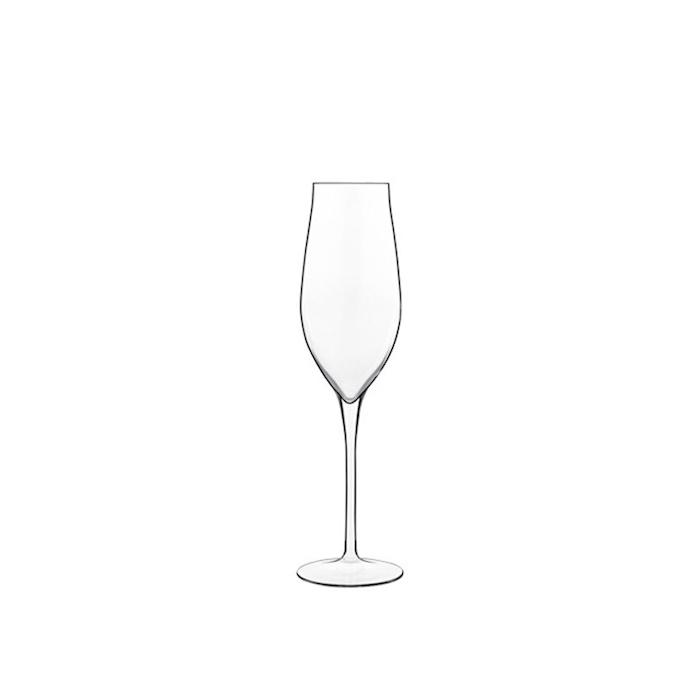 Flute Pinot Noir Vinea Luigi Bormioli in vetro cl 27
