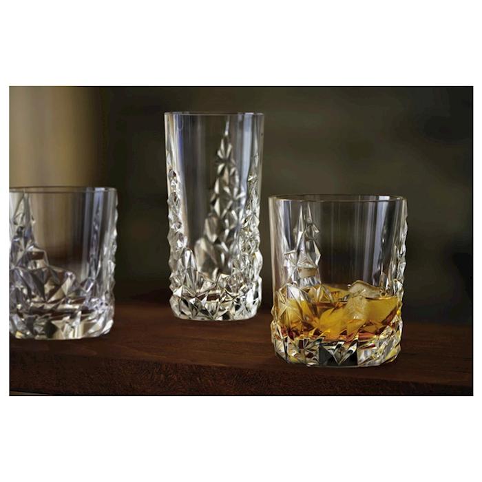 Bicchiere dof Sculpture in vetro cl 36,5
