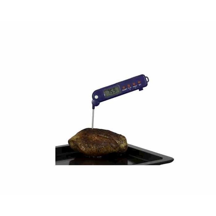 Termometro digitale Hendi con sonda ripieghevole in acciaio inox -50° +300° C