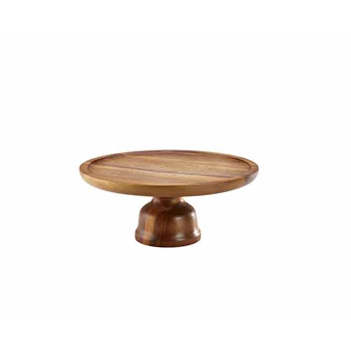 Alzata torta Wood in legno cm 33