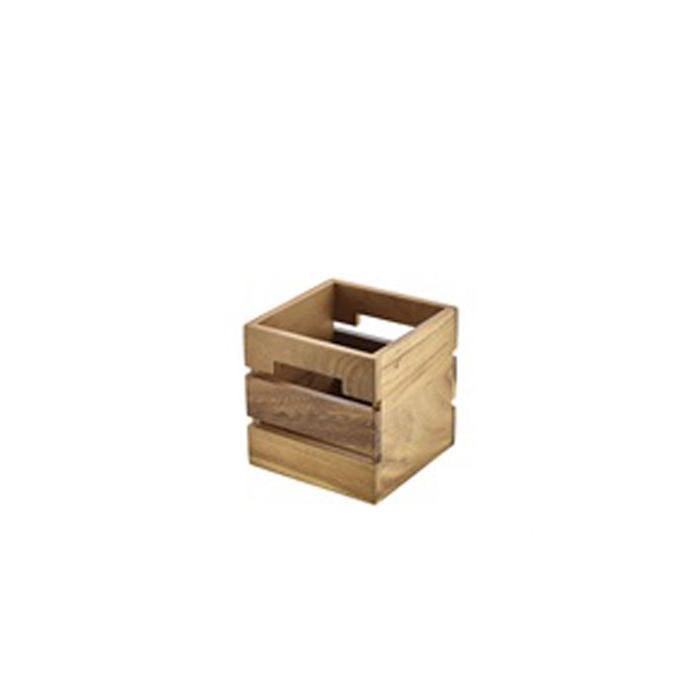 Cassetta in legno cm 15x15