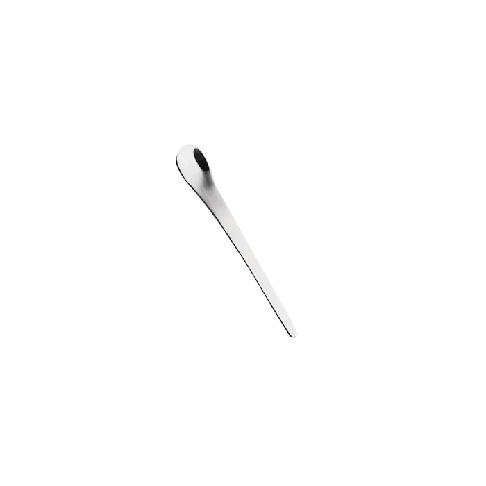 Cucchiaino moka Goccia Salvinelli in acciaio inox cm 10,5