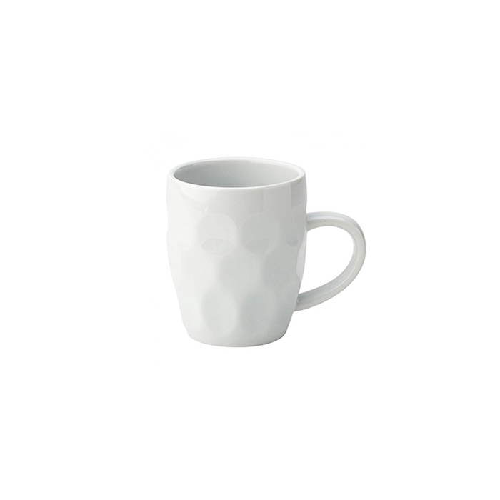 Tazza Titan in porcellana bianca cl 57