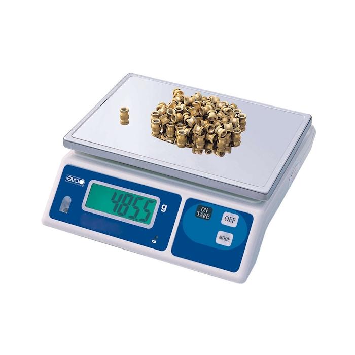 Bilancia elettronica pesapacchi 30 kg