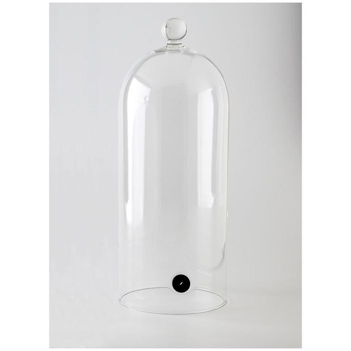 Cupola per cocktail in vetro 100% Chef cm 30x12