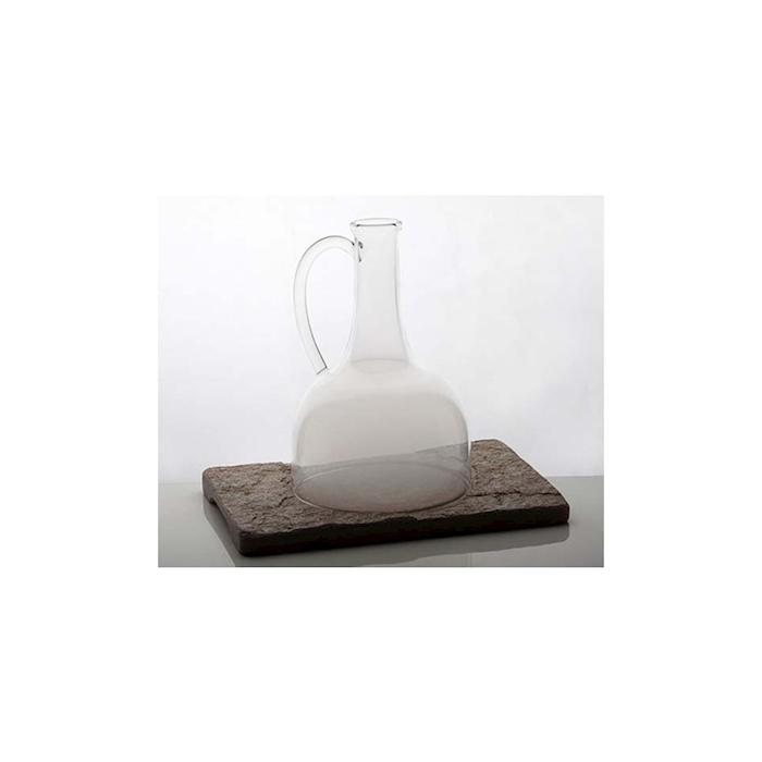 Cupola a bottiglia 100% Chef XL in vetro cm 25x18