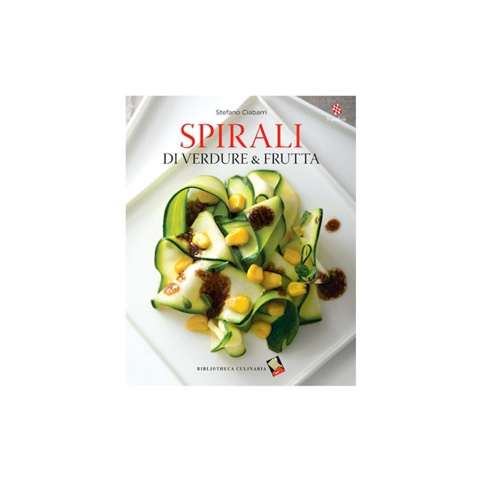 Spirali di verdure e frutta di Stefano Ciabarri