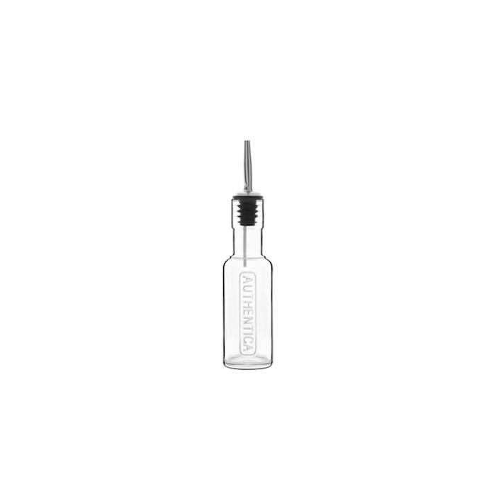 Bottiglia Authentica Luigi Bormioli in vetro con tappo cl 12,5